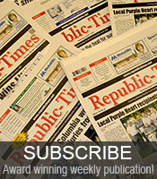 Click to subscribe to the Republic-Times!