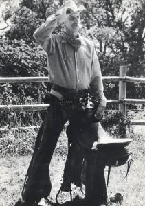 cowboy ed kueker