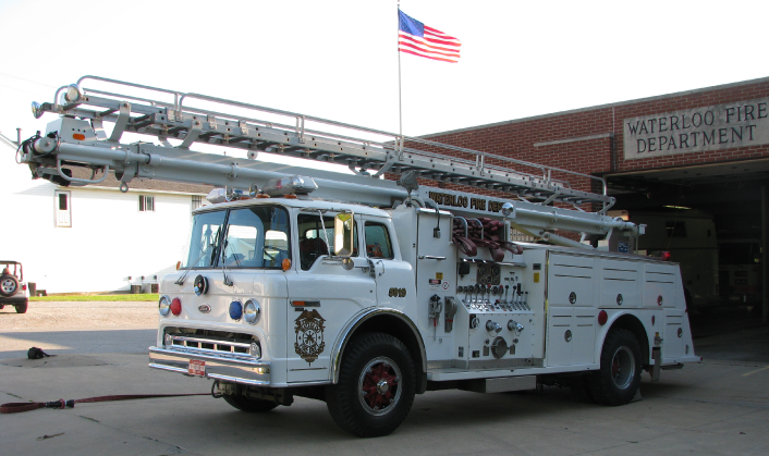 Waterloo fire department