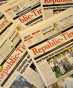 Republic-Times | Submit a News Tip