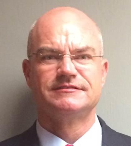 Columbia Police Chief Joe Edwards
