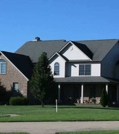 The house of John Hannon Jr. at 901 High Ridge Drive in Columbia.