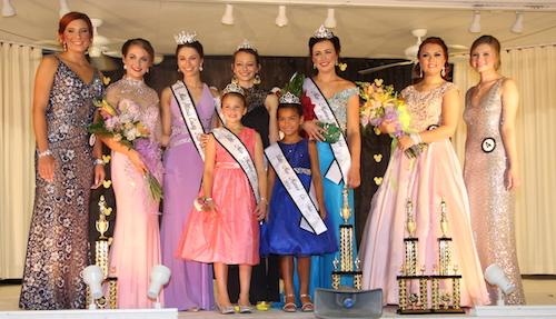 queen pageant