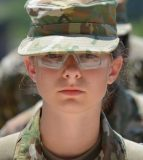U.S. Army PFC Morgan Hutchinson