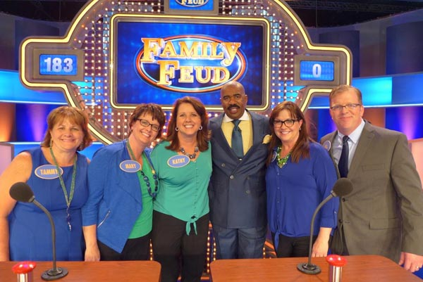 waterloo family to appear on family feud republic times news
