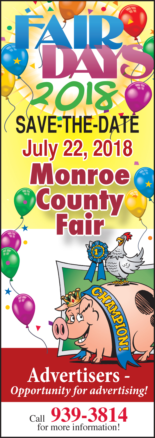 Monroe County Fair Preview