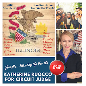 Katherine Ruocco For Circuit Judge