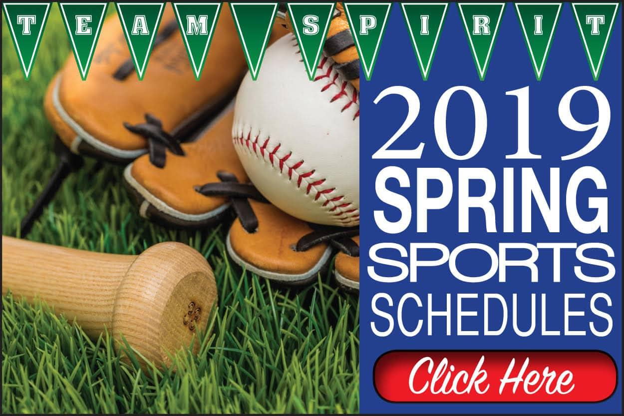 Spring Sports 2019