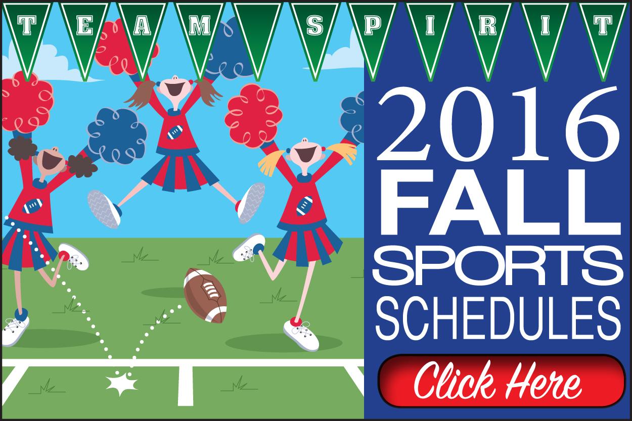Fall Sports 2016