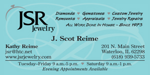 JSR Jewelry -- Scot & Kathy Reime