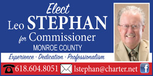 Leo Stephan for County Commissioner