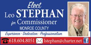Elect Leo Stephan to Monroe County Board