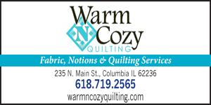 Warm N Cozy Quilting
